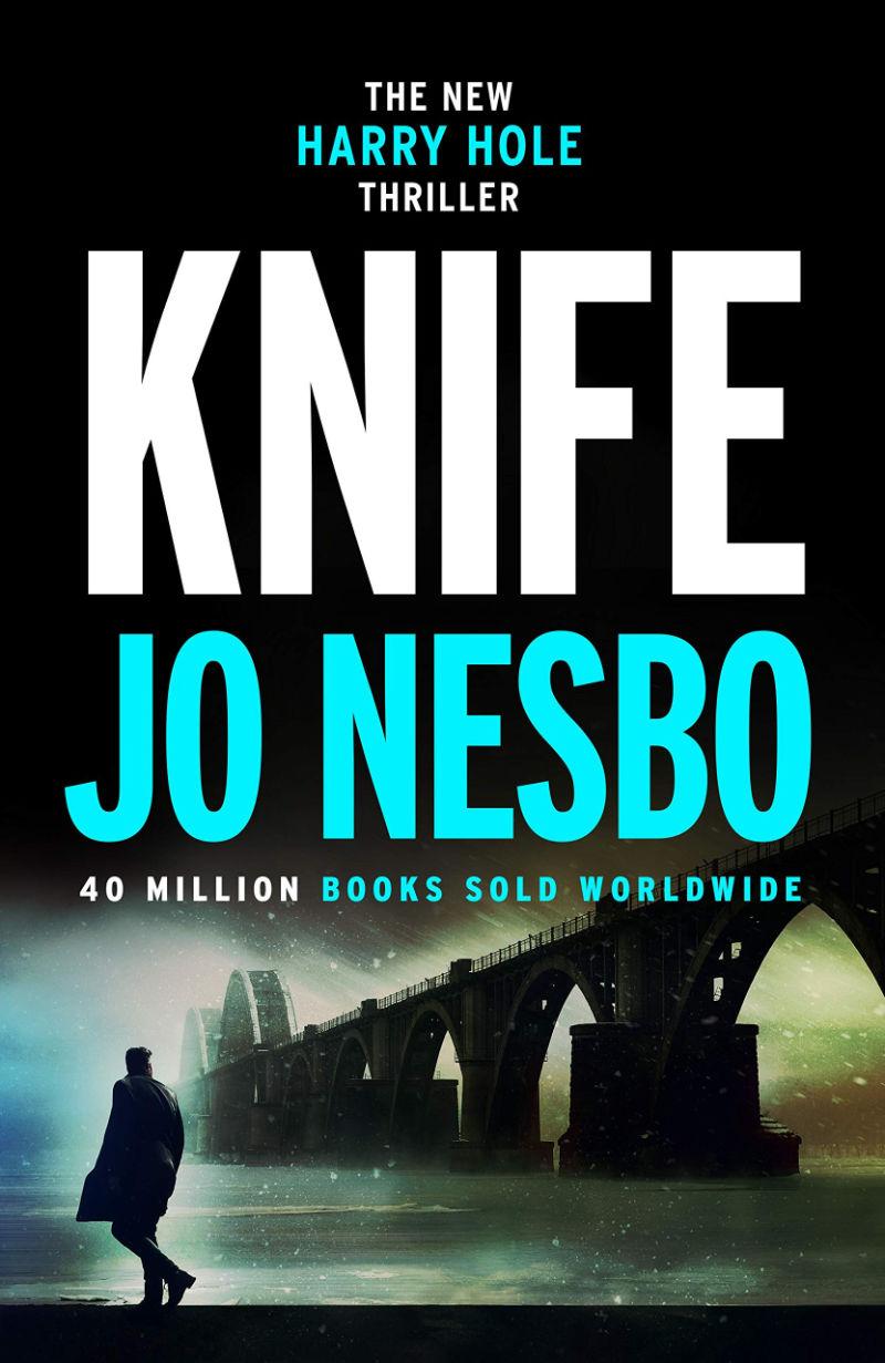 Thriller books Knife