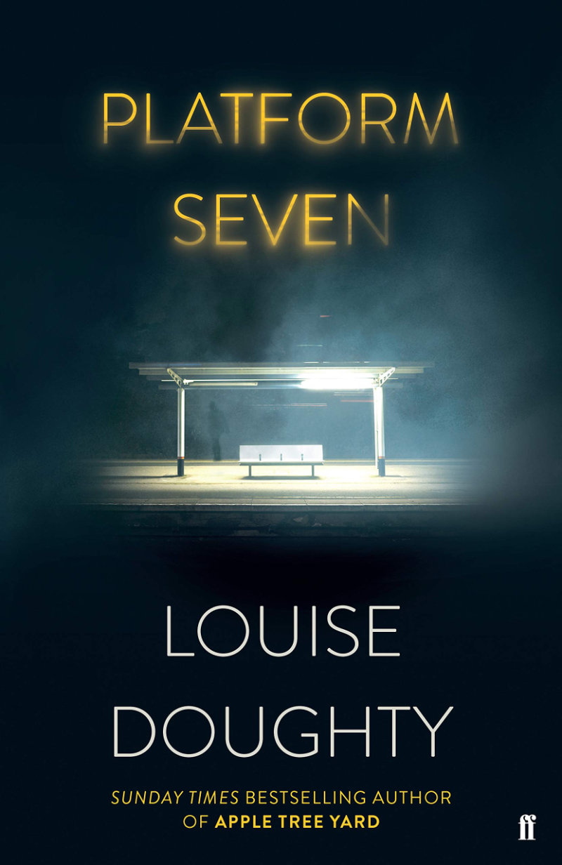 Thriller books Platform Seven