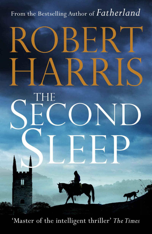 Thriller books The Second Sleep by Robert Harris