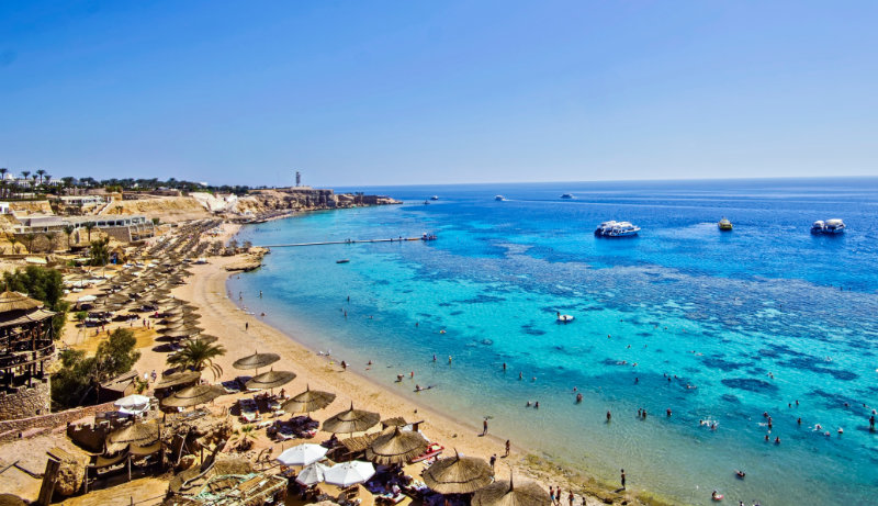 Travel trends 2020 Sharm el Sheikh.