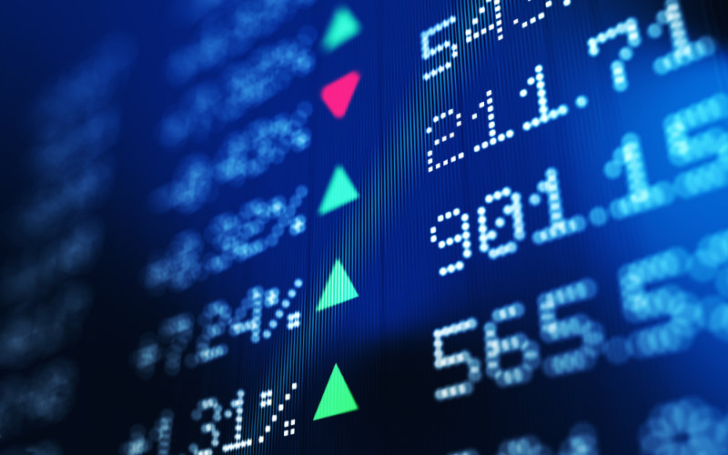Passive funds track stock market performance.