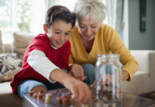 Giving money to grandchildren guide