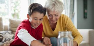 Giving money to grandchildren guide