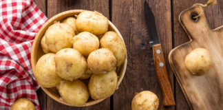 How to grow great potatoes – potato growing guide.