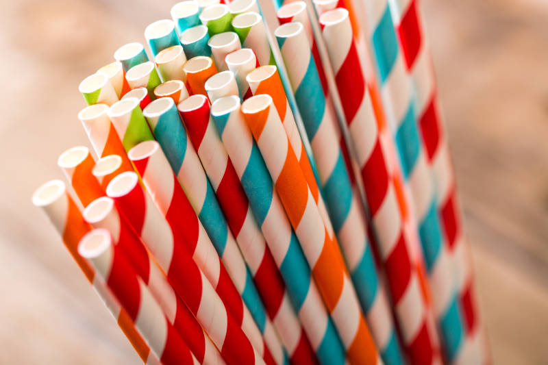 Straw therapy can keep your mouth and hands busy.