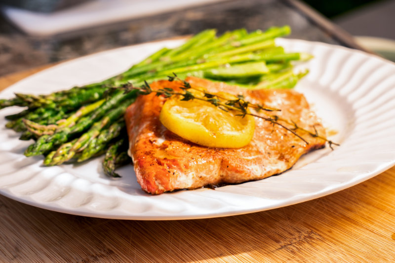 A keto diet is a strict low-carb, high fat and moderate protein diet