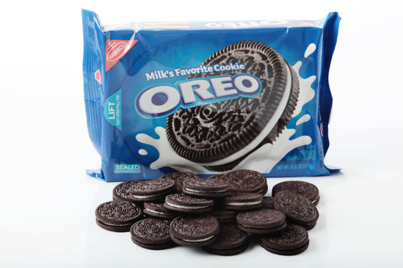 Oreos and some other snacks are suitable for Veganuary