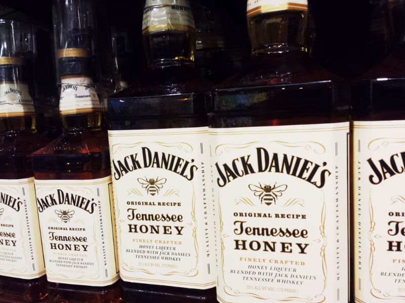 Jack Daniel's is a brand of Tennessee whiskey