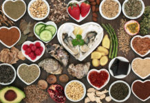 Large aphrodisiac food collection for good sexual health (Thinkstock/PA)