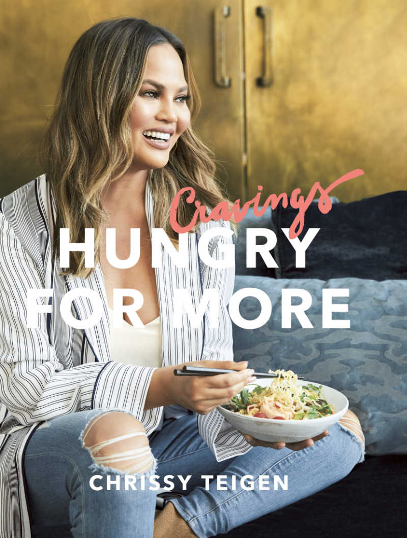 Cravings: Hungry For More by Chrissy Teigen (Michael Joseph/PA)