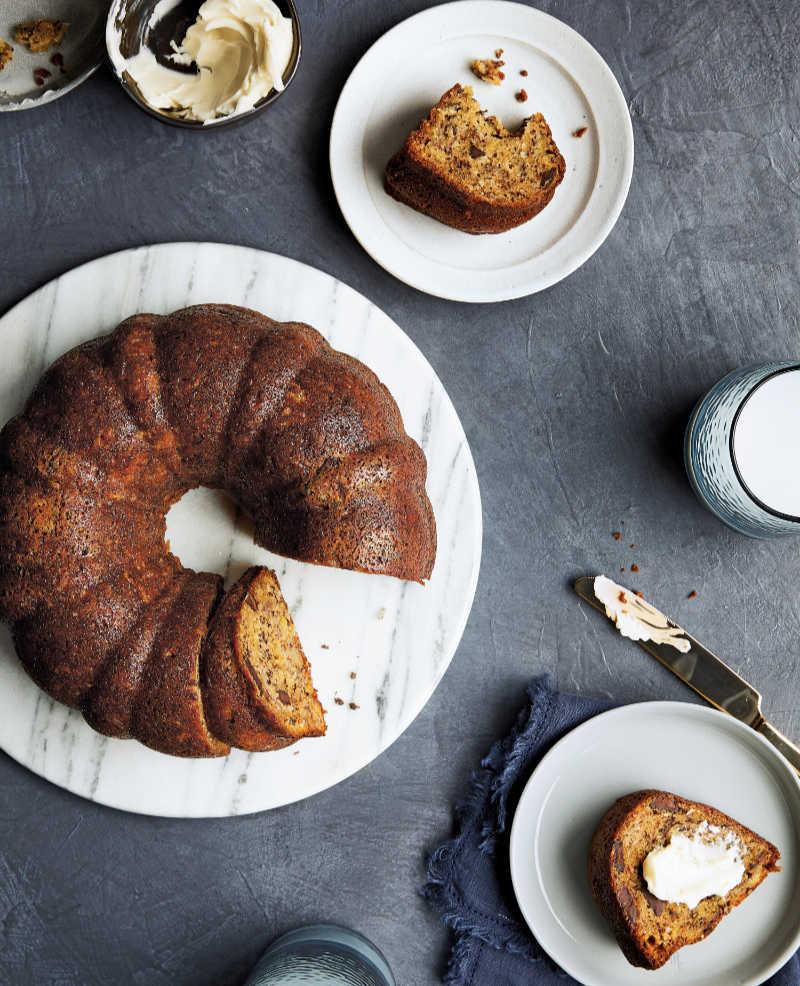 Chrissy Teigen's banana bread (Michael Joseph/PA)