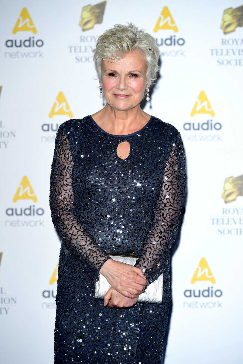 Julie Walters attending the Royal Television Society Programme Awards. Grosvenor House Hotel, Park Lane. PRESS ASSOCIATION Photo. Picture date: Tuesday 21st March, 2016. See PA Story SHOWBIZ Awards. Photo credit should read: Ian West/PA Wire