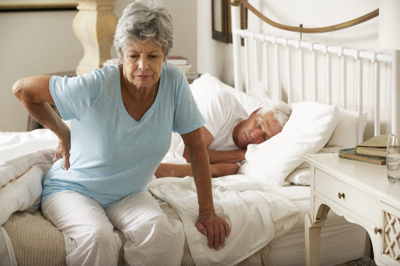 Parkinson's can cause muscle stiffness (iStock/PA)