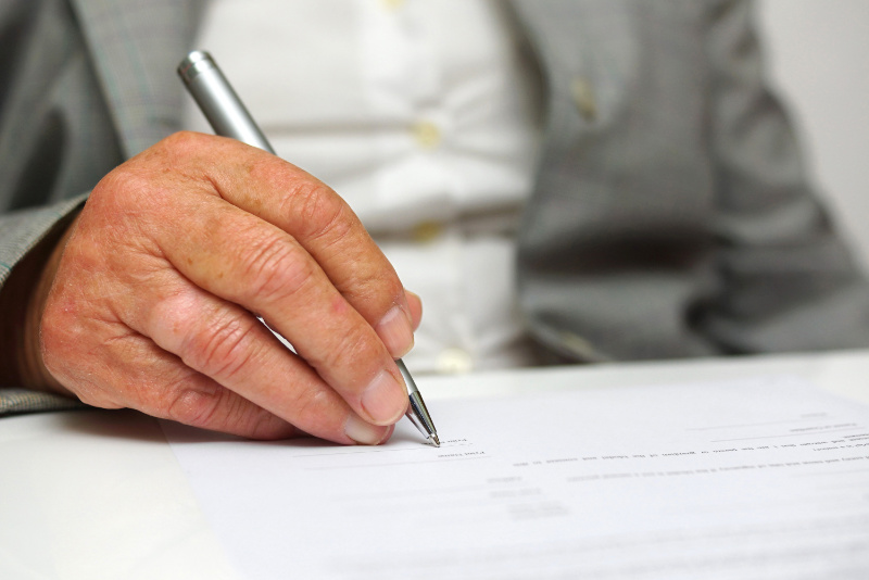 Many people with Parkinson's can have difficulty writing (iStock/PA)