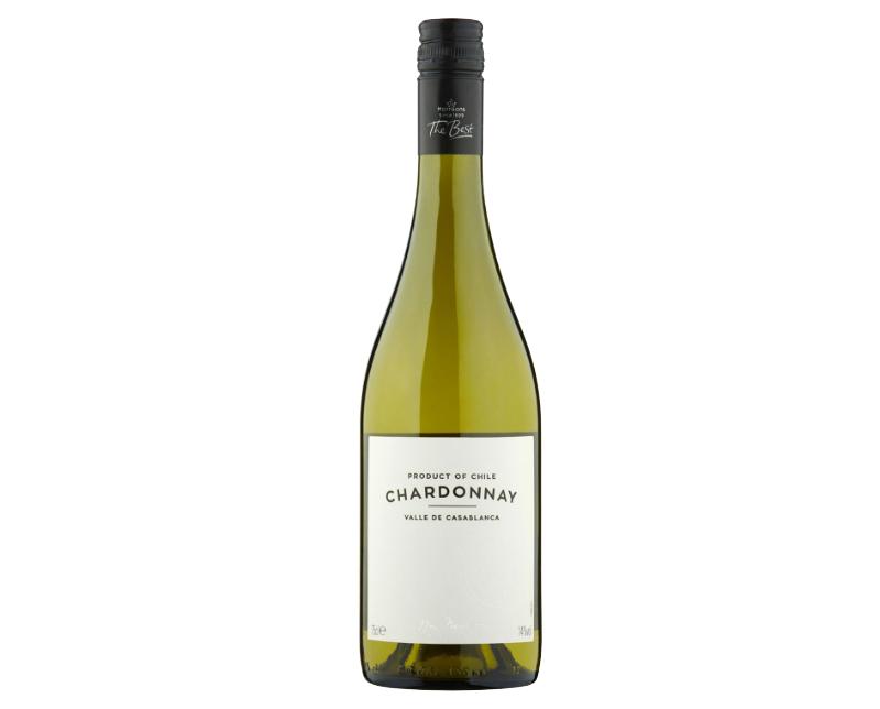 Morrisons The Best Chilean Chardonnay 2018, Casablanca Valley, Chile