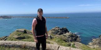 Dan Snow on Guernsey (Visit Guernsey/PA)