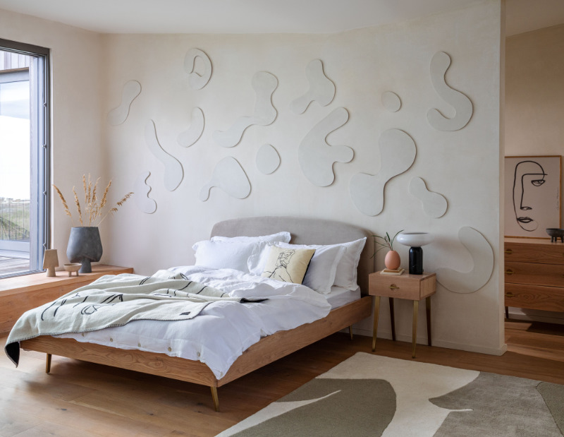 Crawford bed, from £899, Heal's (Heal's/PA)
