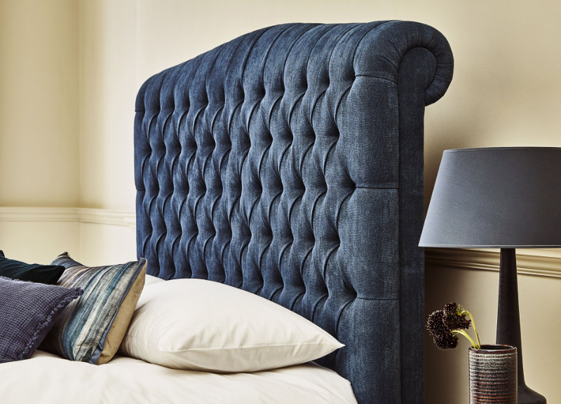 Harnham bed, from £1,380 (previously from £1725), Willow & Hall (Willow & Hall/PA)