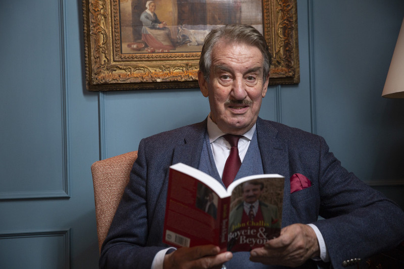 John Challis (A Way With Media Productions/PA)