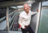 72point/Virgin Voyages - Richard Branson onboard the new Scarlet Lady Virgin Voyages cruise ship. 21 February 2020.