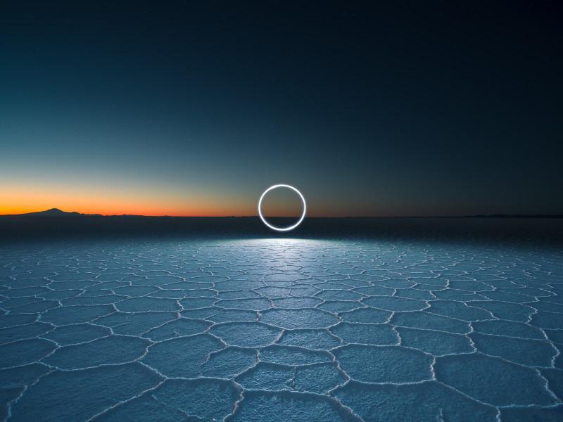 Fields of Infinity