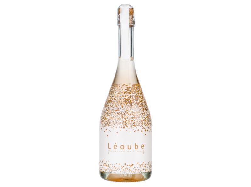 Daylesford Organic Léoube Sparkling Rosé, Cotes de Provence, France