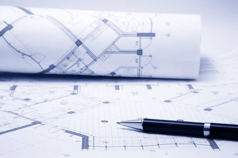 Planning permission is vital.