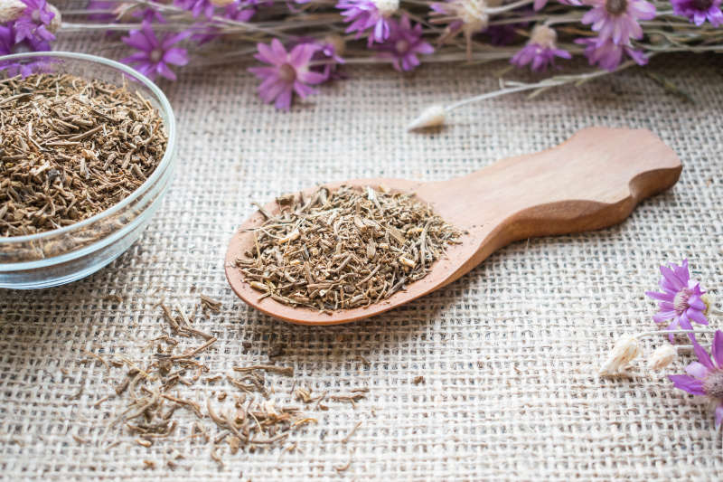 Valerian is one of the more well-known natural home remedies for sleeplessness.