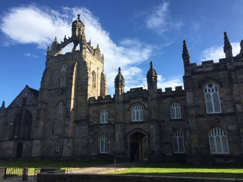 Kings College, University of Aberdeen