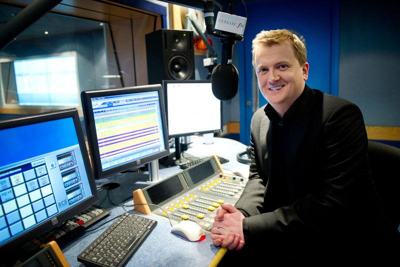 Aled Jones Classic FM