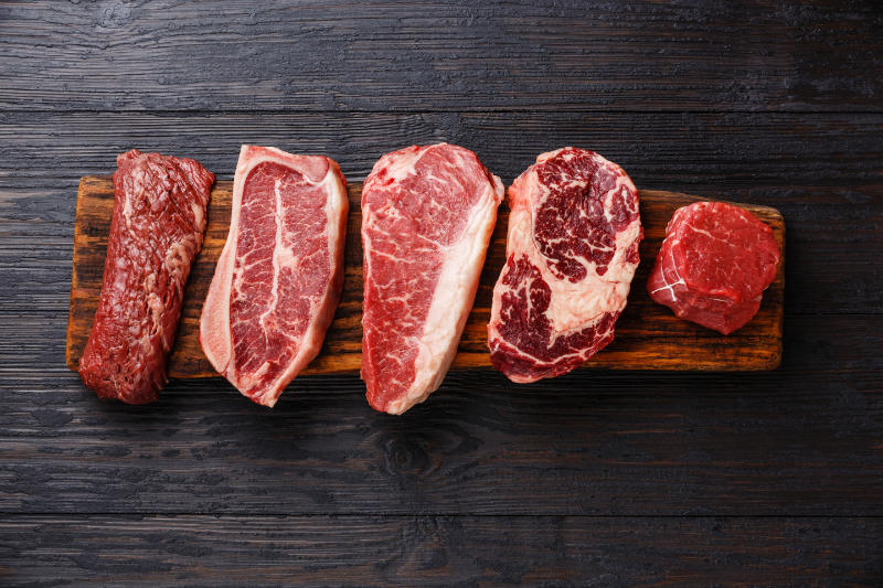 Red meat can be a culprit for insomnia.