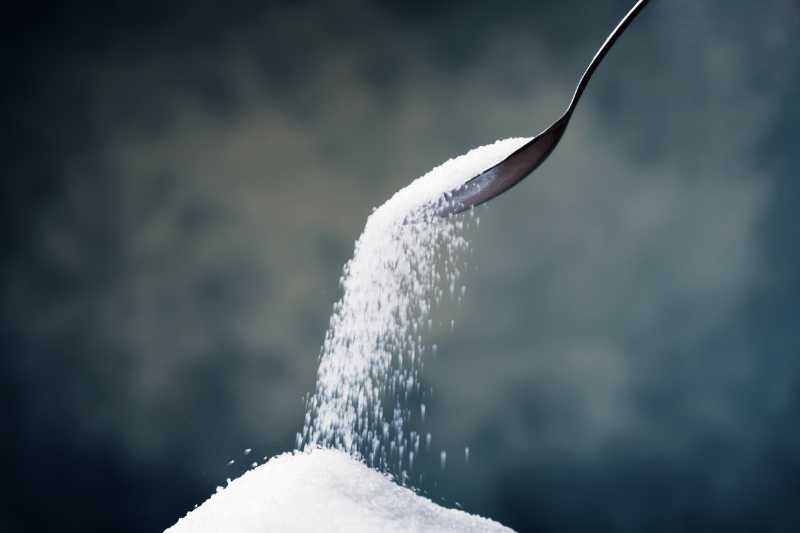 Sugar's energy-boosting characteristics could lead to a restless night.