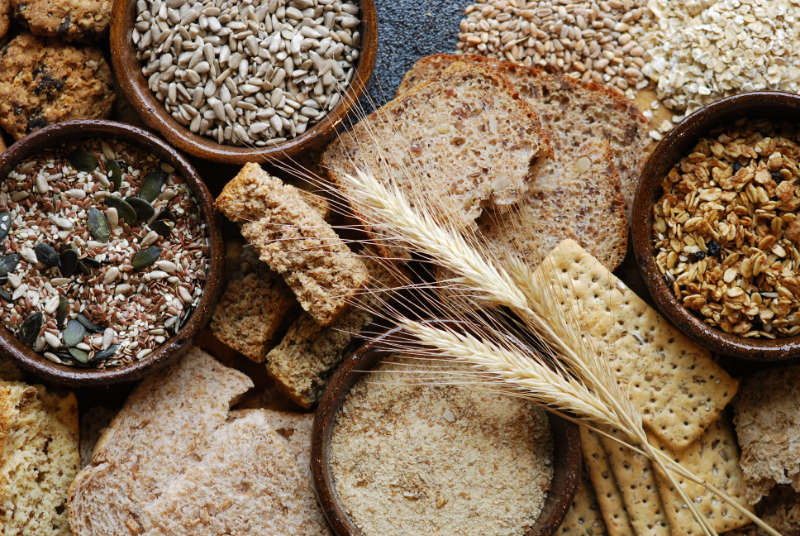 Brain boosting foods - wholegrains