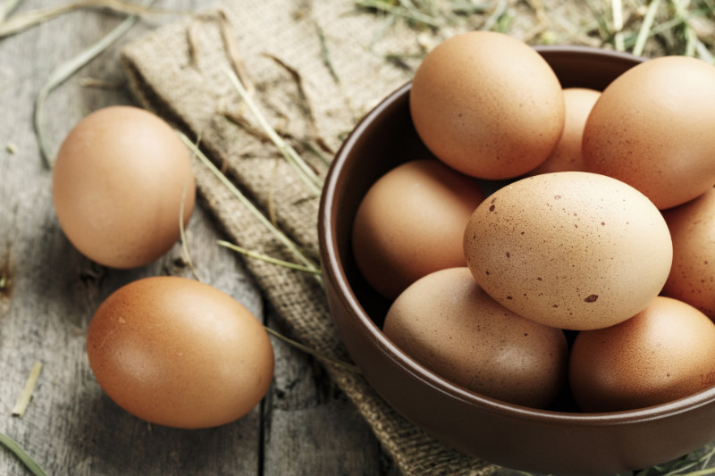 Brain boosting foods - eggs