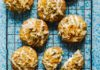 Carrot cake cookies by LIAM CHARLES