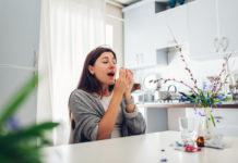 Get rid of allergens in your home
