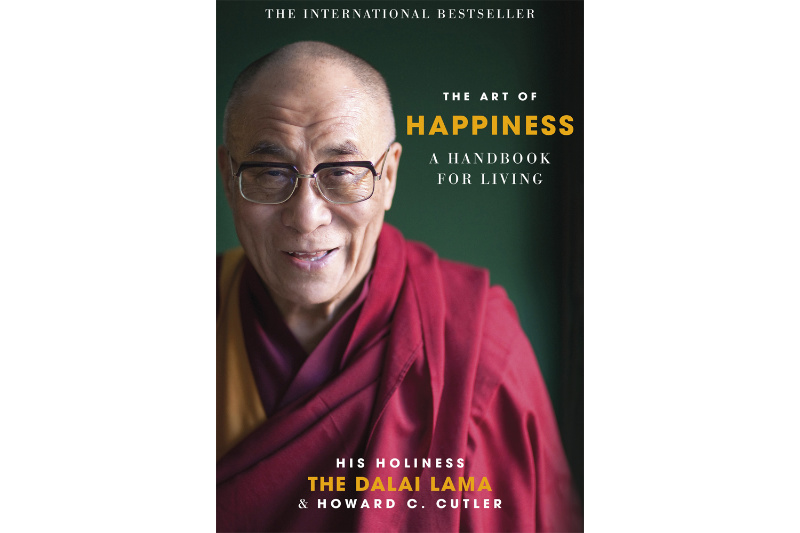Books on happiness Dalai Lama