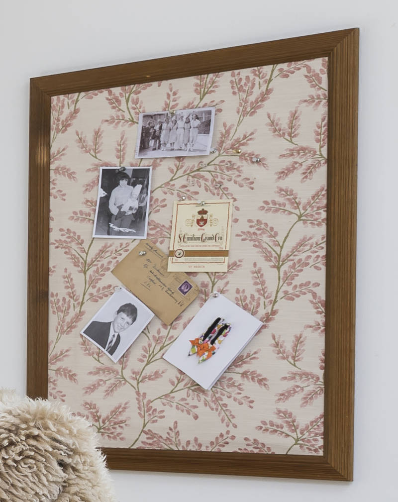 Home Office pin boards