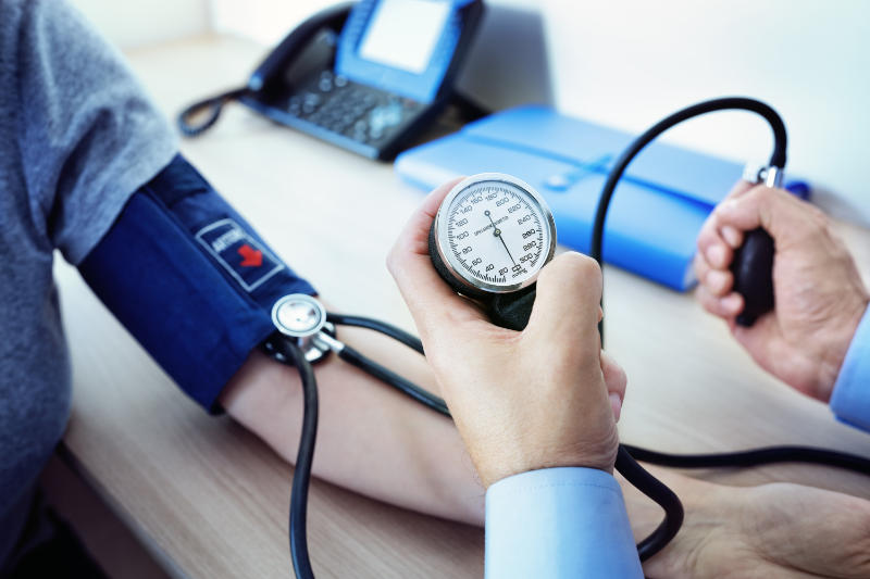 Measuring blood pressure at your GP or pharmacy is an important first step.