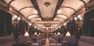 Luxury train journeys Orient Express