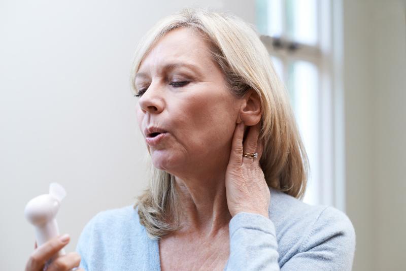 Managing menopause during summer heat