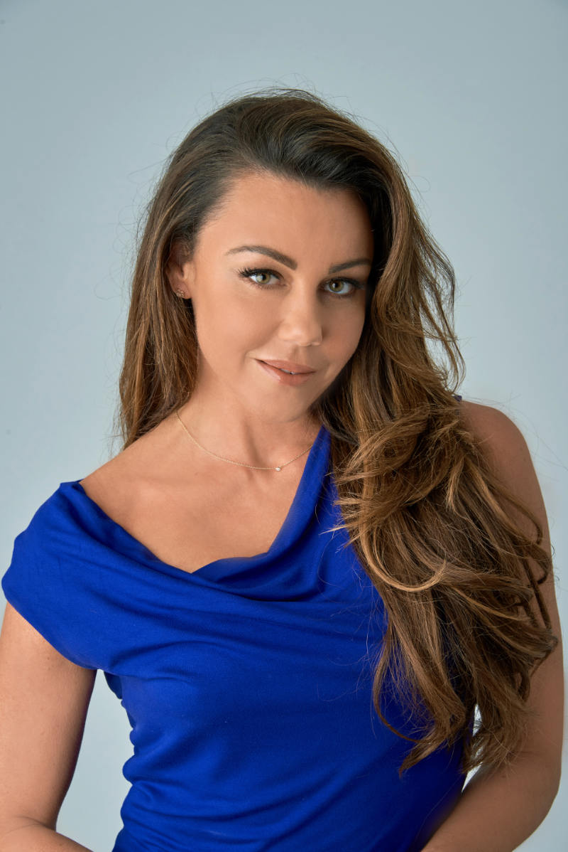 Coping with early menopause - Michelle Heaton (Neil Genower/PA Photo/Handout)
