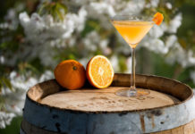 Spring cocktail recipes Tell The Bees (Cotswold Distillery/PA)