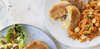 Tuna and salmon fishcakes Lorna Cooper