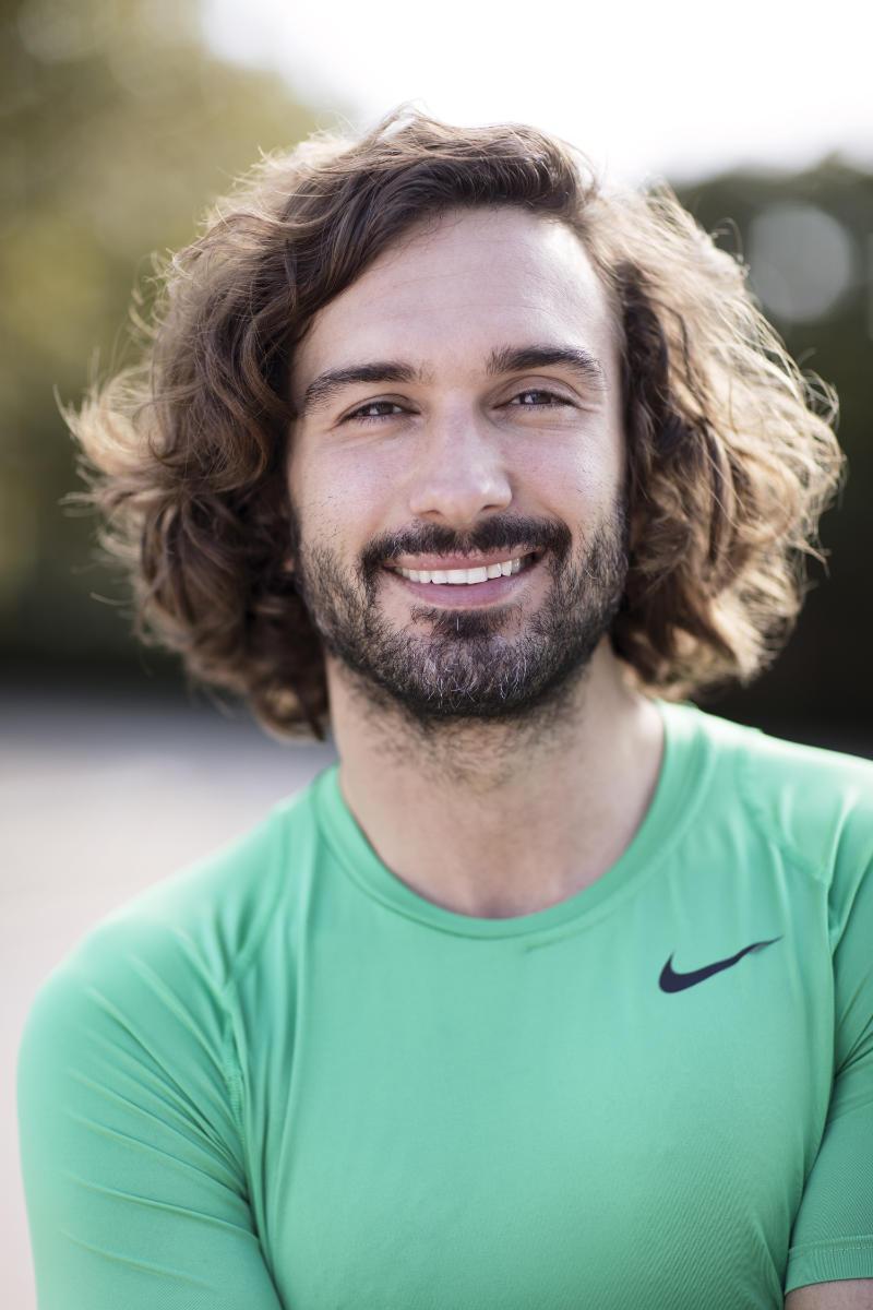 Virtual P.E teacher: Joe Wicks (Andy Bate/PA)