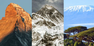 Picture quiz mountain ranges - The Matterhorn, Everest and Kilimanjaro (Chris Radburn/PA, David Cheskin/PA and Kyslynskyy/ Getty Images)