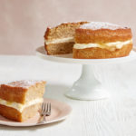Mary Berry Apple and lemon cake