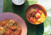 John Torode's Butternut red curry (Yuki Sugiura/PA)