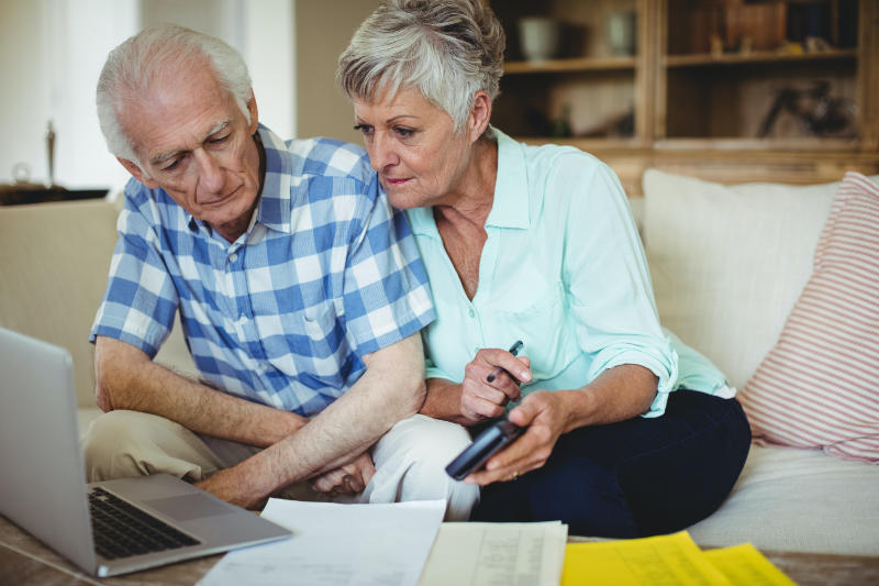 Don't be fooled by scammers looking to access your pension savings.