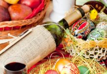 Easter wine